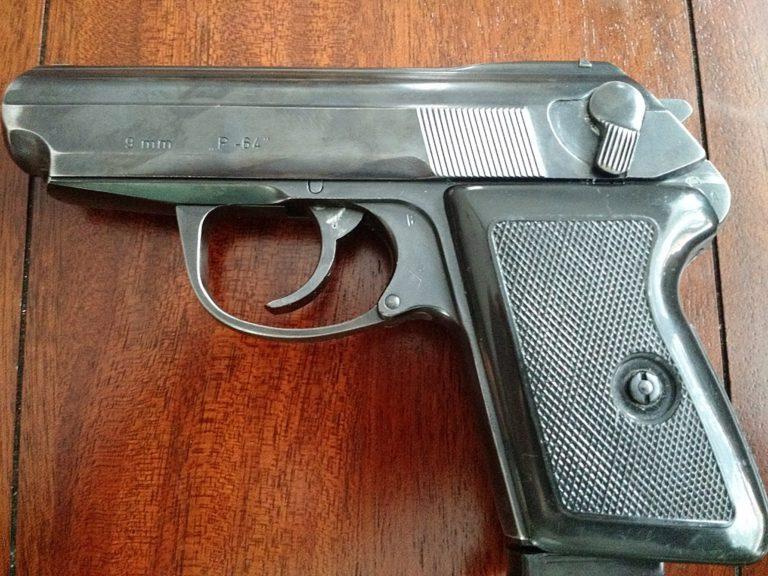 uzbrojenie policji sklep cyngiel